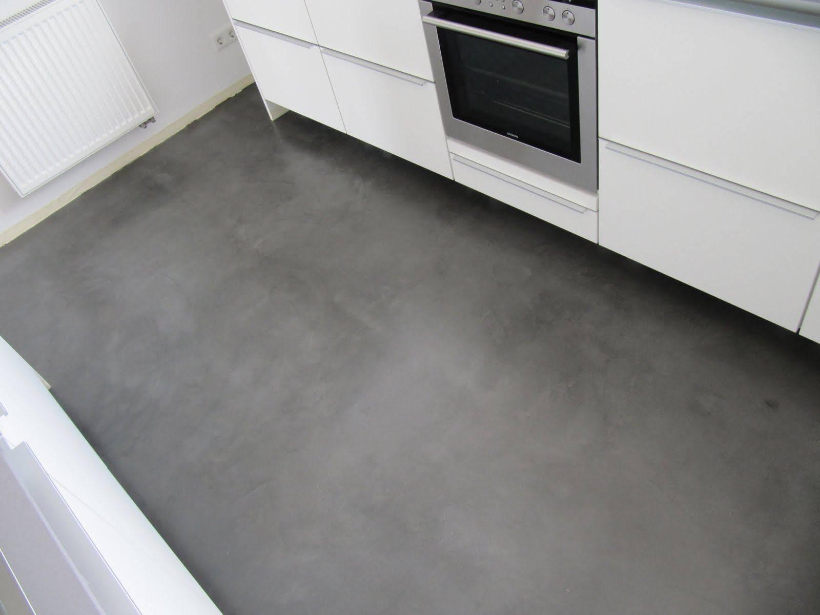 Zandcement of anhydriet dekvloer ecoheat